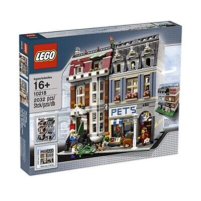 LEGO Creator Expert 10218 Pet Shop – Brand New in Sealed Box – Retired Set