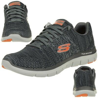 SKECHERS FLEX ADVANTAGE MISSING LINK Herren Sneaker Schuhe