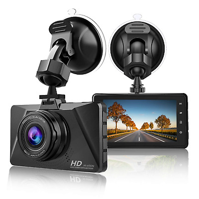【2019 New Version】CHORTAU Dash Cam 1080P Full HD Car Camera DVR Dashboard Camera