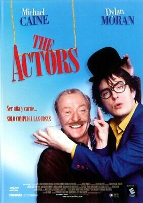 The Actors [DVD] - DVD  SQVG The Cheap Fast Free Post