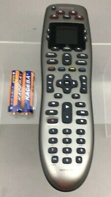 Logitech Harmony 650 Universal Remote Control - Remote Control Only - C25