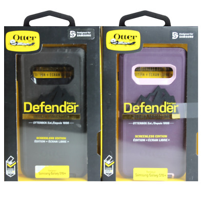 OEM Otterbox Defender Series Case Cover For Samsung Galaxy S10+ S10 PLUS