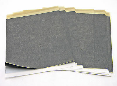 "20 SHEETS COPYSETTE MANIFOLD & CARBON PAPER SET WHITE 8.5""x11"" 7530-00-401-6910"