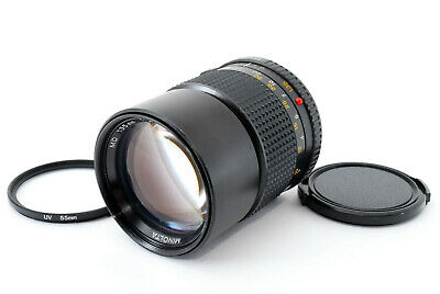 """""""As-is"""" Minolta MD 135mm f/2.8 Lens from Japan #680"""