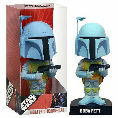 STAR WARS JANGO FETT PVC bobble-head 15cm