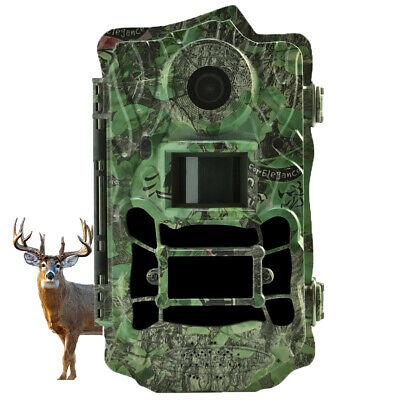 Boly Hunting Scouting Camera 30MP 4K Wildlife Trail Game Camera Built-in 2'' LCD