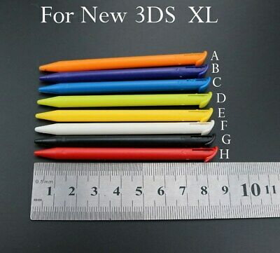 New Replacement NEW 3DS XL  Stylus - Random Colours  -Different Pack Sizes