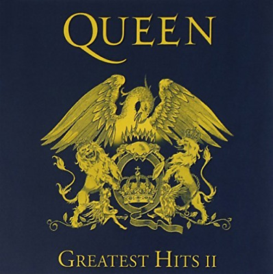 Queen-Greatest Hits Ii Cd New