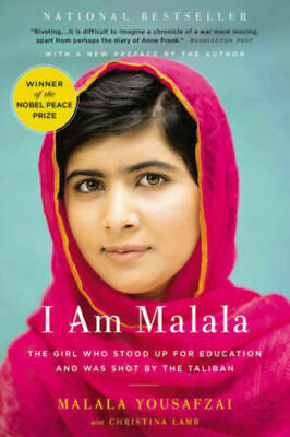 I am Malala: The Story of the Girl Who Stood Up for Education *PDF*