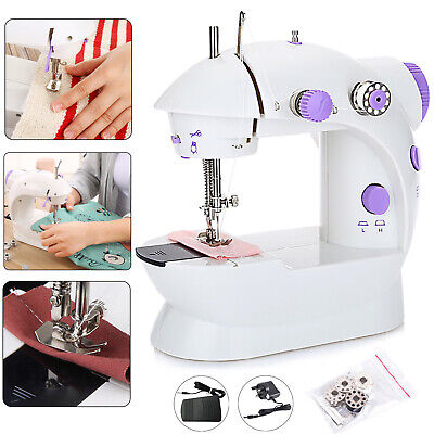 Mini Stitch Household Handheld Portable Travel Home Electric Sewing Machine S2R8