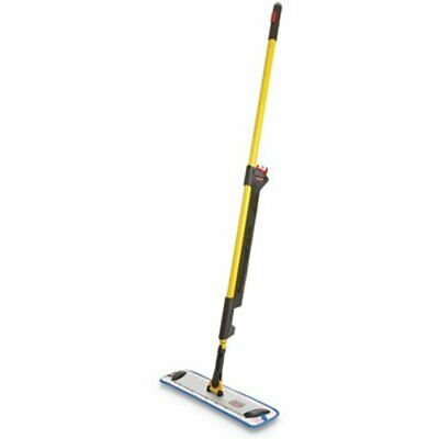 Rubbermaid Commercial Products Pulse Microfiber Floor Cleaning Kit 1835528