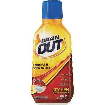 Summit Brands Drain Out Kitchen Drain Opener  6 Pack