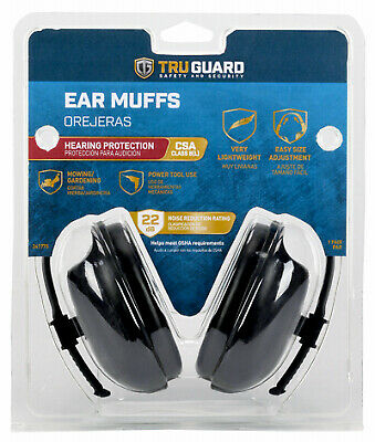 SAFETY WORKS INC TG Indus Ear Muffs TRU00379