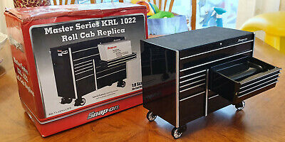 Snap On KRL-1022 Master Series Roll Cab Replica 1:8 Scale Card Holder