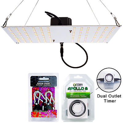 HLG 550 QUANTUM board horticulture lighting group Grow Light V2