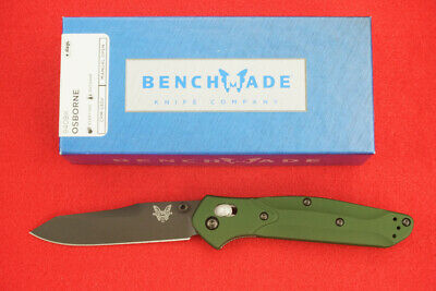 Benchmade 940Bk Axis Lock, Custom Osborne Design, Cpm-S30V Knife, New In Box