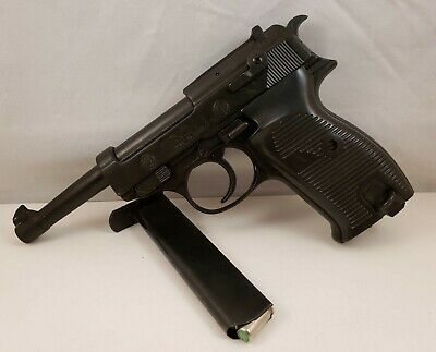 BRUNI WALTHER PPK 007 James Bond Automatic Top Firing Blank 8mm