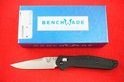 Benchmade 943 Axis Lock, Custom Osborne Design, Cpm-S30V Knife, New In Box