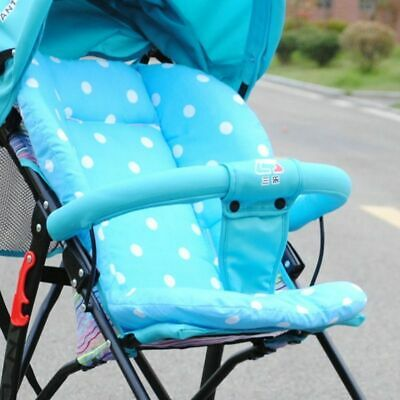 Waterproof Baby Stroller Chair Seat Cushion Soft Liner Mat Pad Decorative Cover