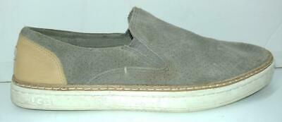 a32e9614c80 UGG AUSTRALIA ADLEY Perf Women's Fashion Sneakers Suede Leather Slip ...