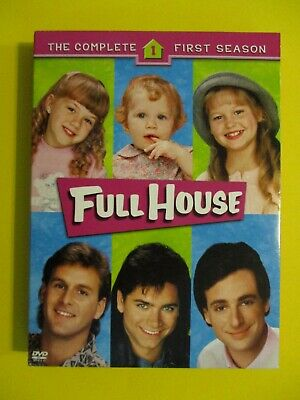 Full House - The Complete First Season TV Show Series DVD