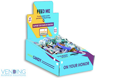 Charity Honor Box Business With Locations Included - 10 Box Package