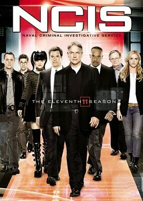 NCIS NAVAL CRIMINAL INVESTIGATIVE SERVICE ELEVENTH SEASON 11 New Sealed 6 DVD