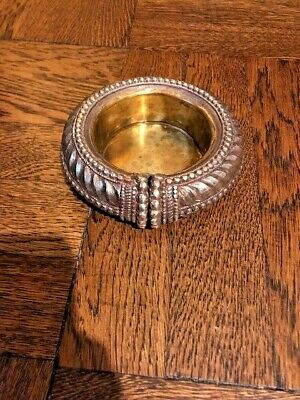 Vintage Silver-Plated Ashtray