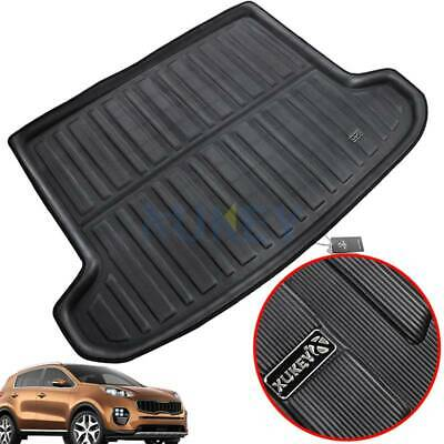 Rear Trunk Cargo Mat Tailored Boot Liner Tray For Kia Sportage QL 2016 2017 2018