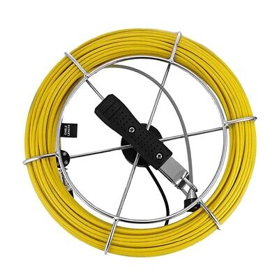 20M Pipe Sewer Inspection Camera Cable Ip68 Drain Industrial Endoscope Wire S1F6