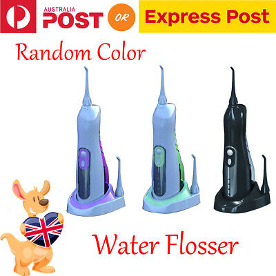 Rechargeable Electric Water Flosser Oral Jet Irrigator Teeth Cleaning Machine