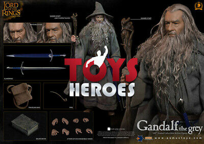 ASMUS TOYS CRW001 GANDALF THE GREY THE CROWN SERIES THE LORD OF THE RINGS Coupon
