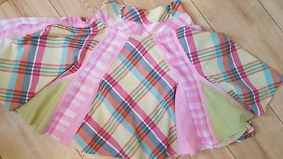 girls summer skirt from next age  10 full circle