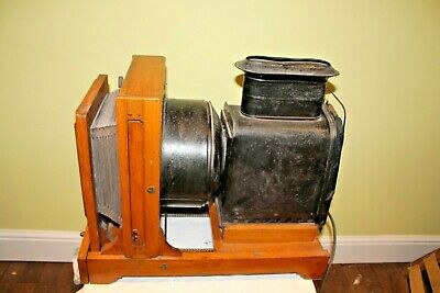 vintage magic lantern photography  Abbeydale 1913  2561