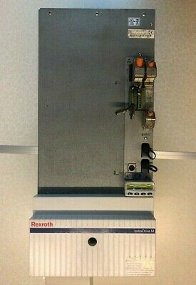 Rexroth IndraDrive-M, HMS01.1N-W0210-A-07-NNNN, Made in Germany. (Untested)