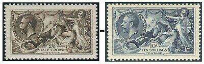George V Seahorses Sg 399-Sg 452 Fine Used Condition Single Stamps
