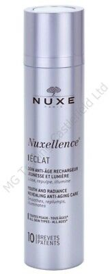 Nuxe Eclat Youth & Radiance Anti-Aging Care 50ml - All Skin Types - New & Unused