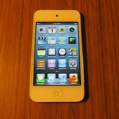 Apple iPod touch 4th Generation (A1367) White (8 GB)-Fully Functional