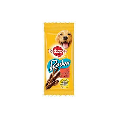 Pedigree Rodeo Buey Tiras (7u/122g) (x12)