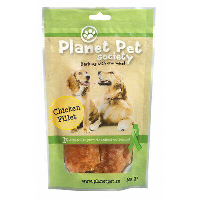 Planet Pet Snack Filete Pollo 1Kg