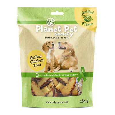 Planet Pet Tiras Pollo a la Parrilla 180gr