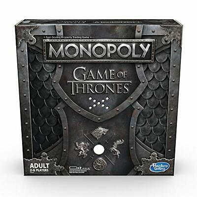 Monopoly - Game Of Thrones - 2019 Edition GAME NEW