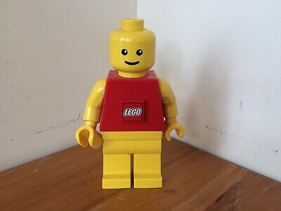 """LEGO Figure torch """"8 inches/20 cm 2009"""