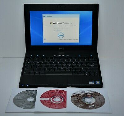 Dell Latitude 2100 Laptop with Windows 7 Pro OA - 1.60GHz - 160GB HDD - 2GB RAM