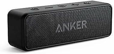 Upgraded] Anker Soundcore 2 Portable Bluetooth Speaker with 12W Stereo Sound