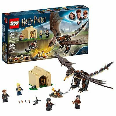 LEGO Harry Potter Hungarian Horntail Triwizard Building Kit (75946, 265 Pcs)