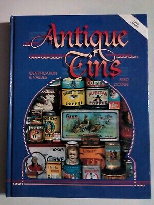 AMAZING Antique Tins GUIDE: COLOR Identification & Values BIN #treasuresinmyhome