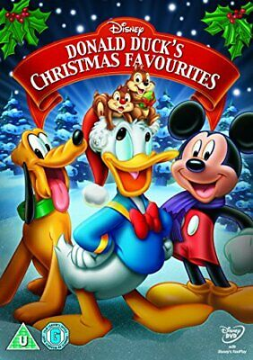 Donald Duck's Christmas Favourites [DVD] - DVD  UUVG The Cheap Fast Free Post