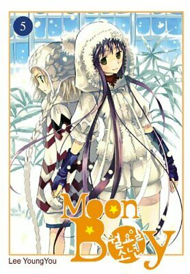Moon Boy, Vol. 5: v. 5 by Lee, YoungYou