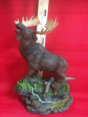 Classic Wildlife Collection Bull Moose